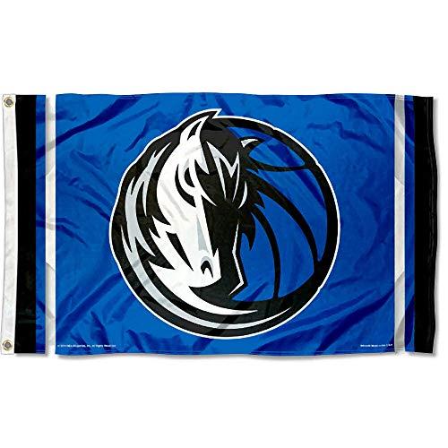- Wincraft NBA Dallas Mavericks 3x5 Banner Flag