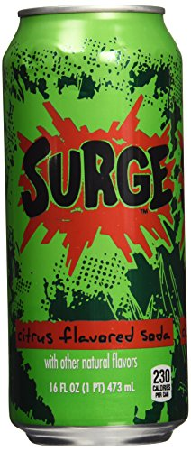 Surge Soda 16oz Can (One Single CAN Only) ()