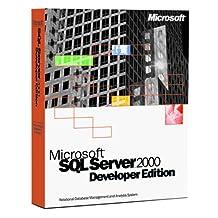 Microsoft SQL Server 2000 Developer [OLD VERSION]