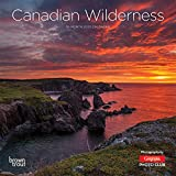 Canadian Wilderness Wild & Scenic 2020 7 x 7 Inch Mini Wall Calendar, Canada Regional Travel