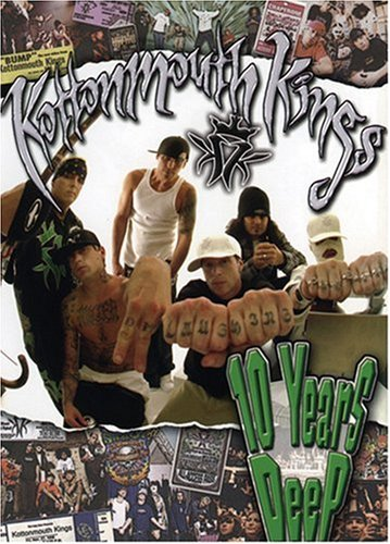 Price comparison product image KOTTONMOUTH KINGS - 10 YEARS DEEP