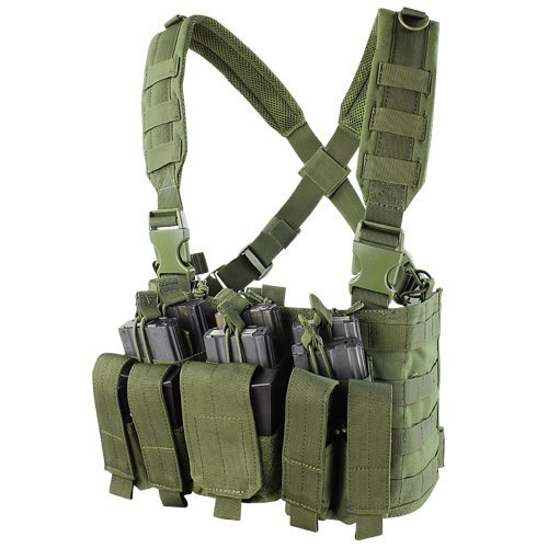 - Condor Recon Chest Rig (OliveDrab)