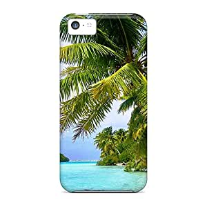 Hot Style YpLdWDn8275eDQAf Protective Case Cover For Iphone5c(tropical Isls)