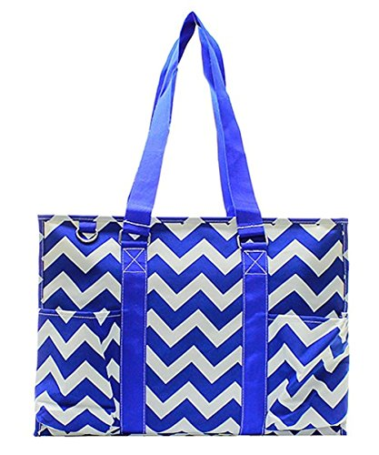Blue All Purpose Totes - 3