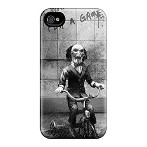 6 Scratch-proof Protection Cases Covers For Iphone/ Hot Saw Clown Phone Cases