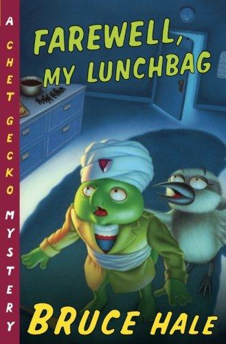 Farewell, My Lunchbag: A Chet Gecko Mystery ebook