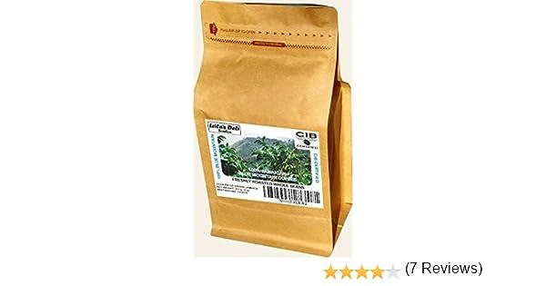 100% Auténtico Café Jamaica Blue Mountain, Granos Enteros (1 x 227 g): Amazon.es: Alimentación y bebidas