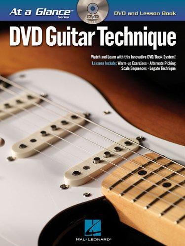 Guitar Technique: DVD/Book Pack (At a Glance Series) pdf epub