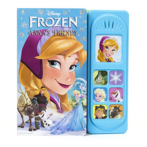 (Disney Frozen - Anna's Friends Sound Book - PI Kids (Disney Frozen: Play-a-sound))