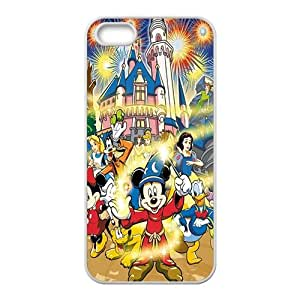 Happy Disney princesses Case Cover For iPhone 5S Case