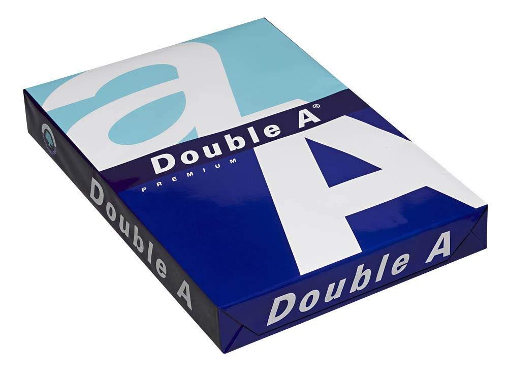 Double A Premium 80g//m² DIN A4 Papier Druckerpapier 2500 Blatt weiß