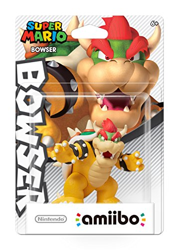 Review Bowser amiibo (Super Mario