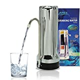 Countertop Drinking Water Filter - Alkaline (Chrome)