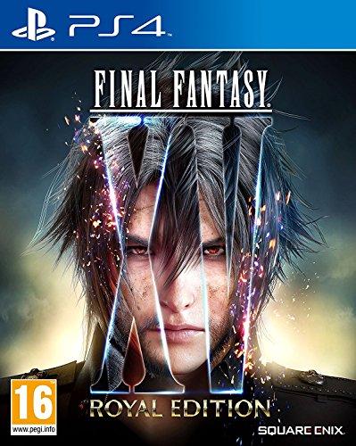 Final Fantasy XV Royal Edition (PS4) UK IMPORT VERSION