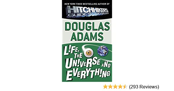 of 3 Life The Universe and Everything # 1 USA,1996