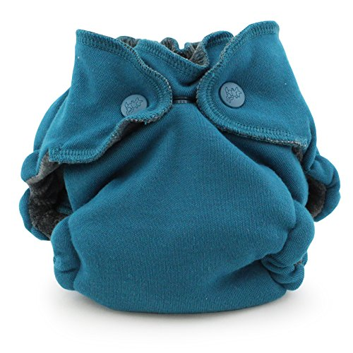 Ecoposh OBV Newborn Fitted Cloth Diaper, Caribbean ()