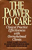 The Power to Care, June G. Hopps and Elaine Pinderhughes, 0029252857