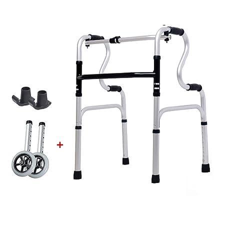 LHNLY-Andadores Estándares Andador de Aluminio Ligero y ...