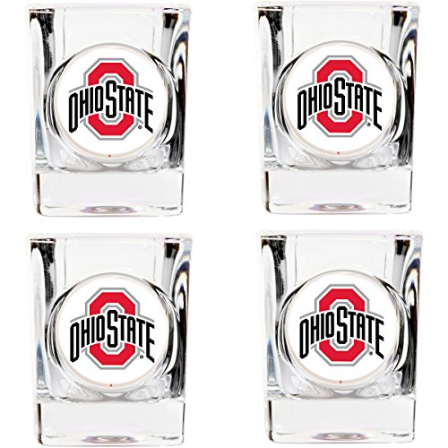 Ohio State Buckeyes Shot Glass - 9
