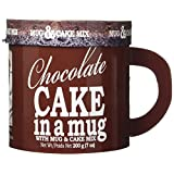 Gourmet du Village Chocolate Cake in A Mug (Gift Set), 7 oz