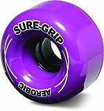 Sure-Grip Outdoor Aerobic Wheel - purple