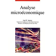 Analyse microeconomique