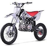 Nitro Motors Bicicletta Da Motocross Enduro Per Ragazzi 125 Cc