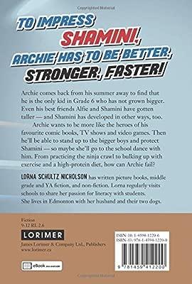 Superhero Ninja Wrestling Star Lorimer Illustrated Humor ...