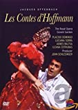 Offenbach: Les Contes d'Hoffmann -- Royal Opera House/Pretre [DVD] [2001] [NTSC]