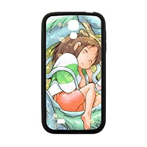 Lovely sleeping dragon girl Cell Phone Case for Samsung Galaxy S4