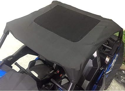 UTV 2 Seater Soft Top with Sun Roof for 2014-2019 2 Door Polaris RZR 900 XP 1000