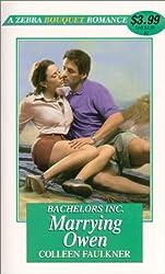 Bachelors Inc.: Marrying Owen (Zebra Bouquet)