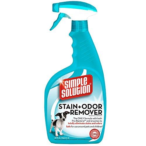 Simple Carpet Bramton Solution (Simple Solution Pet Stain & Odor Remover, 32 oz)