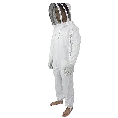 Amazon.com: ciogo proteger Apicultura con Velo – blanco ...
