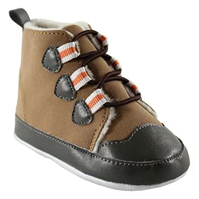 Amazon.com: Luvable Friends Baby Winter Hiking Boots
