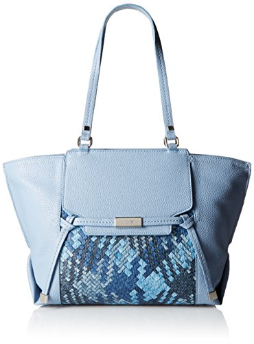 Nine West Tied and True Tote, River Blue/Blue Multi