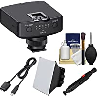 Sony FA-WRR1 Wireless Radio Receiver with VMC-MM1 Multi-Terminal Connection Cable + Soft Box + Cleaning Kit