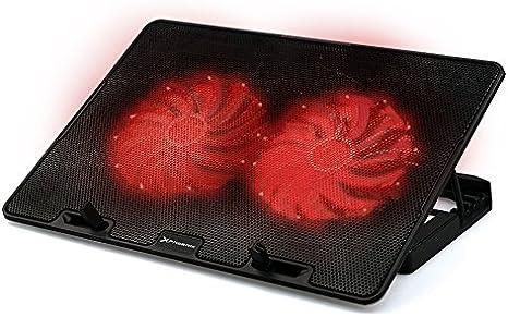 Base refrigeración portátil Gaming 2 USB 2 Ventiladores PHFACTORCOOLERS Phoenix