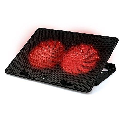 Base refrigeracion portatil Gaming 2 USB 2 Ventiladores PHFACTORCOOLERS Phoenix