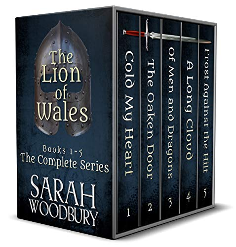 The Lion of Wales: The Complete Series Books 1-5 (Lion King 1 1 2 Part 1)