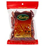 toms corn chips - Thai Dried Chili (Pack of 2 X 3.5 Oz / 100 G.) Raitip Brand Ship with Tracking Number