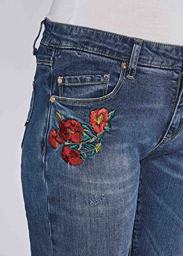 Gaudi jeans elastico zampa
