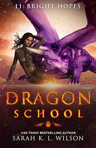 Dragon School: Bright Hopes cover