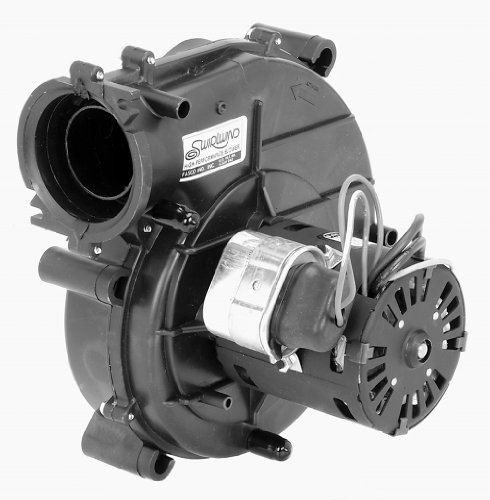 Fasco A227 3.3'' Frame Permanent Split Capacitor OEM Replacement Specific Purpose Blower with Sleeve Bearing, 1/25HP, 3450rpm, 115V, 60Hz, 0.7 amps by Fasco