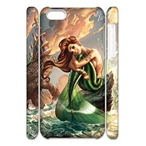 Iphone 5C Case 3D Sexy Girl Pin Up Fairy Yearinspace YS756974