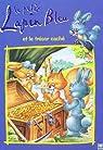 Le petit lapin bleu et le trésor caché par Thomas-Bilstein
