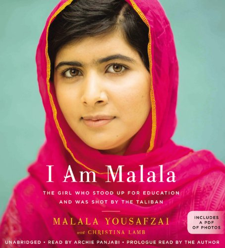 I Am Malala: How One Girl Stood Up for Education and Changed the World; Library Edition by Blackstone Pub