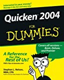 Quicken® 2004 for Dummies®, Stephen L. Nelson, 0764542346