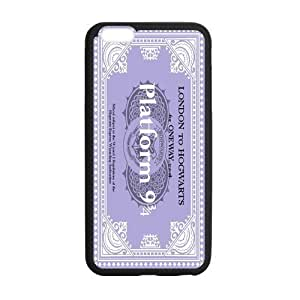 Cool London To Hogwarts Ticket Blue PC Frame PC Hard Back Protective Cover Bumper Case Cover For HTC One M9 On 2014