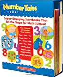 Number Tales Box Set: Super-Engaging Storybooks that Set the Stage for Math Success